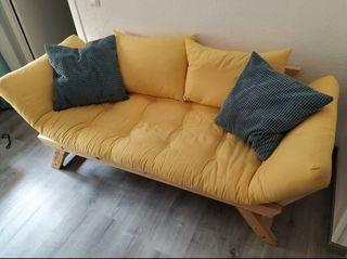 sofa cama futon karup