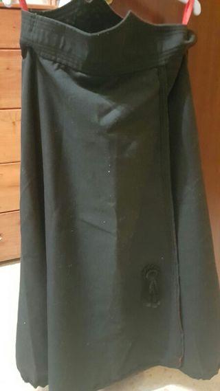 Falda de Amazonas.