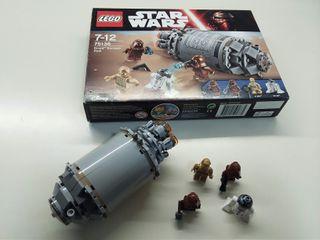 Lego Star Wars 75136 Capsula Escape.