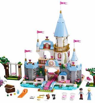 Lego 41055 El Romántico Castillo de Cenicienta