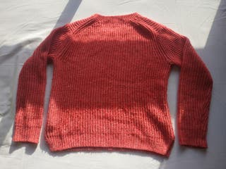 Pull Uniqlo Rose foncé taille XS