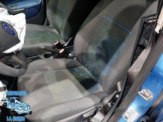 Conjunto de asientos Ford Fiesta azul / negro