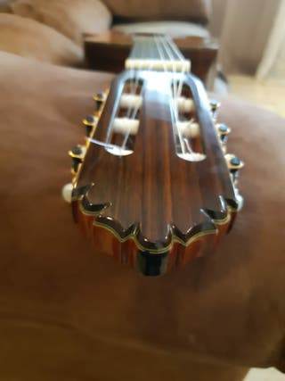 ¡URGE!!Guitarra concierto Francisco Bros