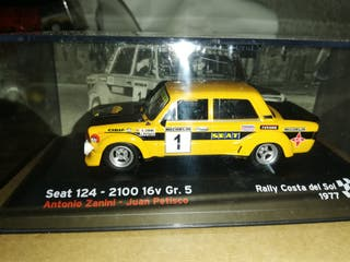 coche colección 1/43