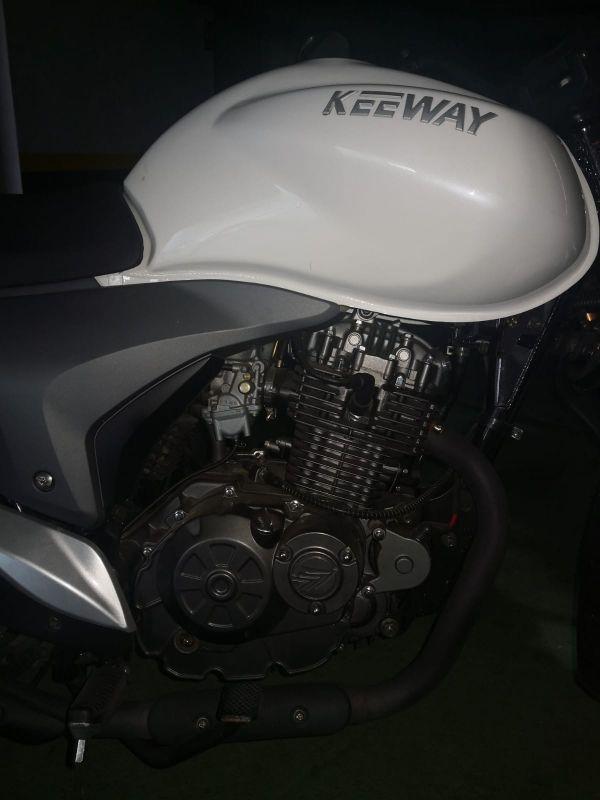 keeway 125