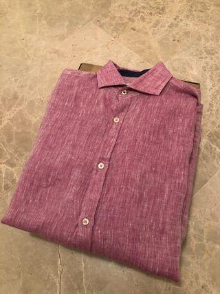 Camisa Lino Zara