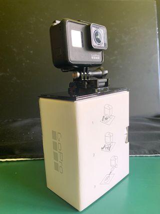 GoPro Hero 7 black edition con cargador