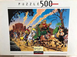 "Puzzle ""Lucky Luke"""