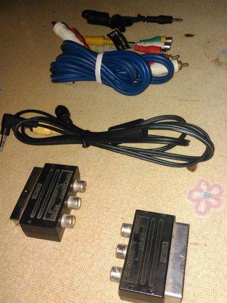 cables jack a rca y piezas