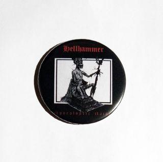Imán nevera Hellhammer