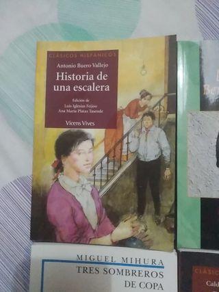 Pack de libros literarios