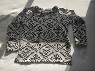 T-shirt à imprimés, taille S
