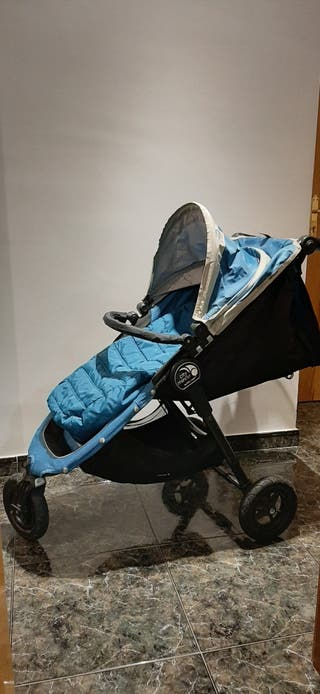 Cochecito Baby Jogger City Mini GT
