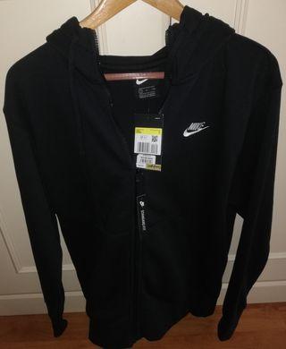 Sudadera Nike color negro