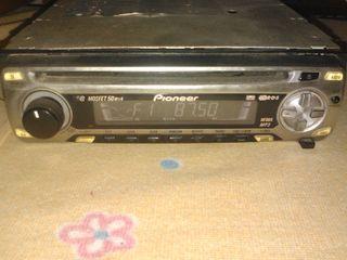 radio cd pioneer para coche