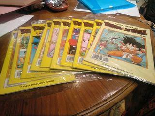 Dragon Ball Colección Amarilla