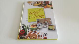 Libro de salud y cocina
