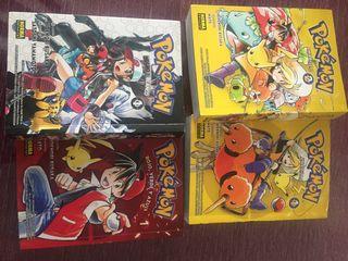 Cómics Pokemon mangas