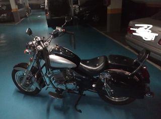 Moto Kinroad xt