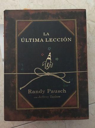 LA ÚLTIMA LECCIÓN - Randy Pausch