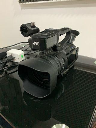 Camara JVC GY-HM170E 4k