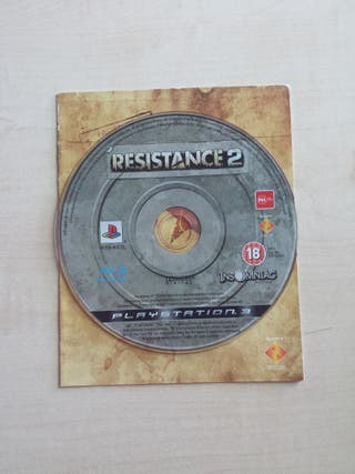 Resistance (PS3) (SOLO DISCO)
