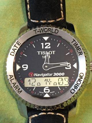 Reloj Tissot Touch Navigator 3000