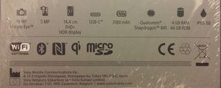 Sony Xperia XZ2 NUEVO. SIN ABRIR