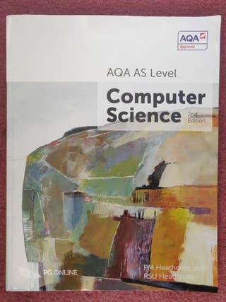 AQA AS Level Computer Science Textbook 2nd Edition