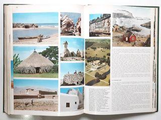LA TIERRA Y SUS LÍMITES Atlas, 3 grandes vols 1967