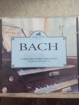 Corales Órgano Bach
