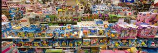 Lote juguetes infantiles