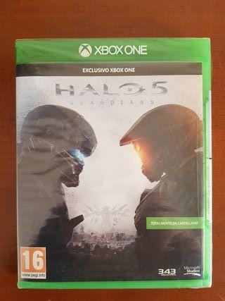 Halo 5 Guardians PRECINTADO | Xbox One