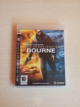 La Conspiración Bourne (PS3)