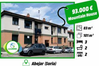 Apartamento en venta en Abejar, Soria