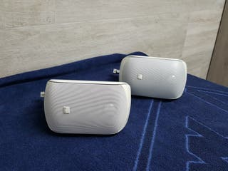Bowers Wilkins 2 altavoces M1 con pies