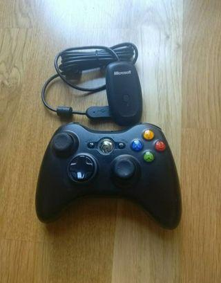 Mando inalámbrico de Xbox 360 para ordenador / pc