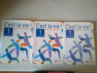 C'est la vie!, mèthode de français, 1