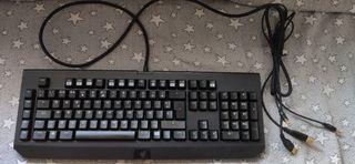 teclado gaming Razer