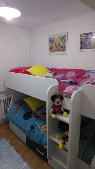 Dormitorio litera