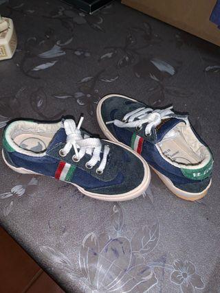 Zapatillas niño El Ganso 26
