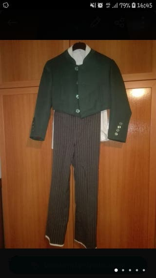 traje jitano de niño