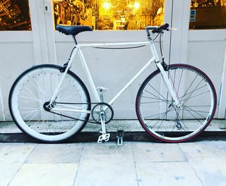 Bicicleta single fixie T 54