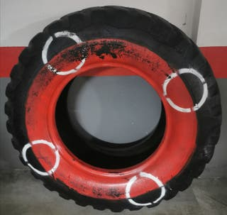 neumático crossfit