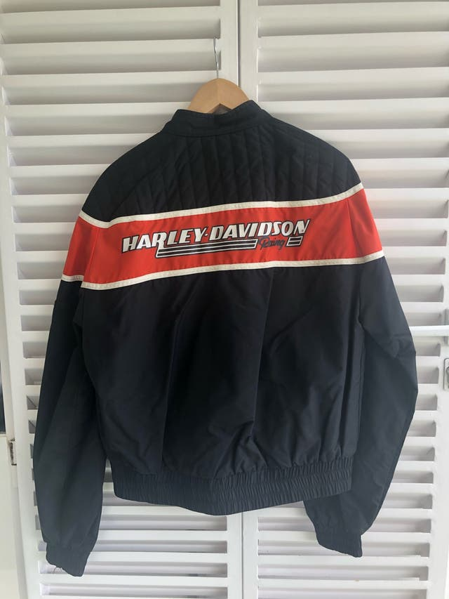 Cazadora Harley Davidson verano