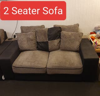 2 seater sofa (PICK UP ONLY)
