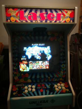 Máquina Recreativa Original con 1300 juegos