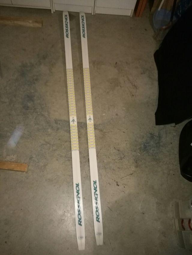 Conjunto esqui nordico / de fondo