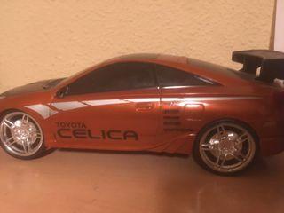 Coche Toyota Celica,años 90.