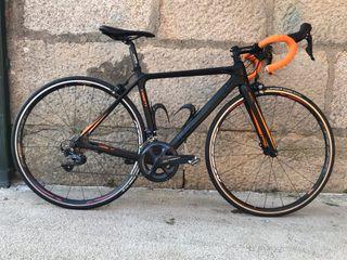 Bicicleta massi carretera carbono
